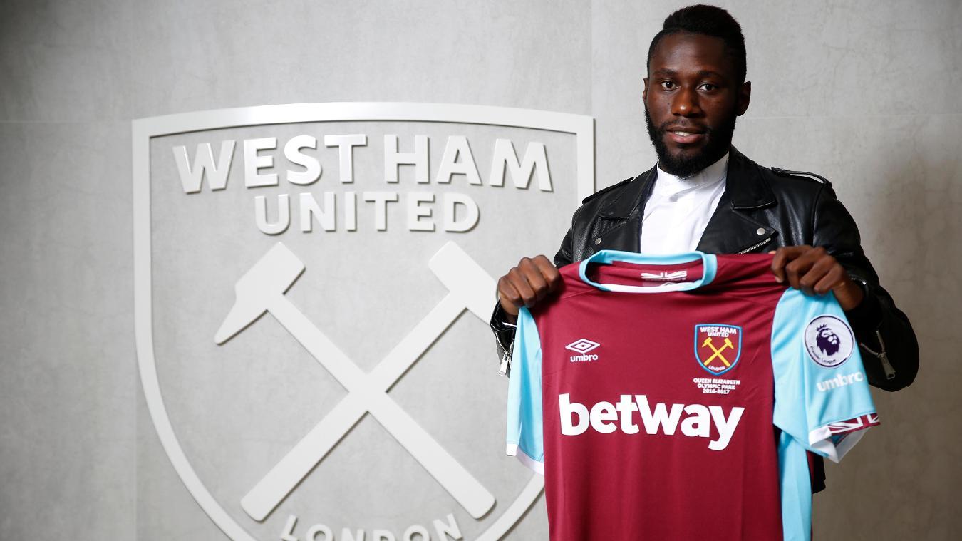 Arthur Masuaku (West Ham United)