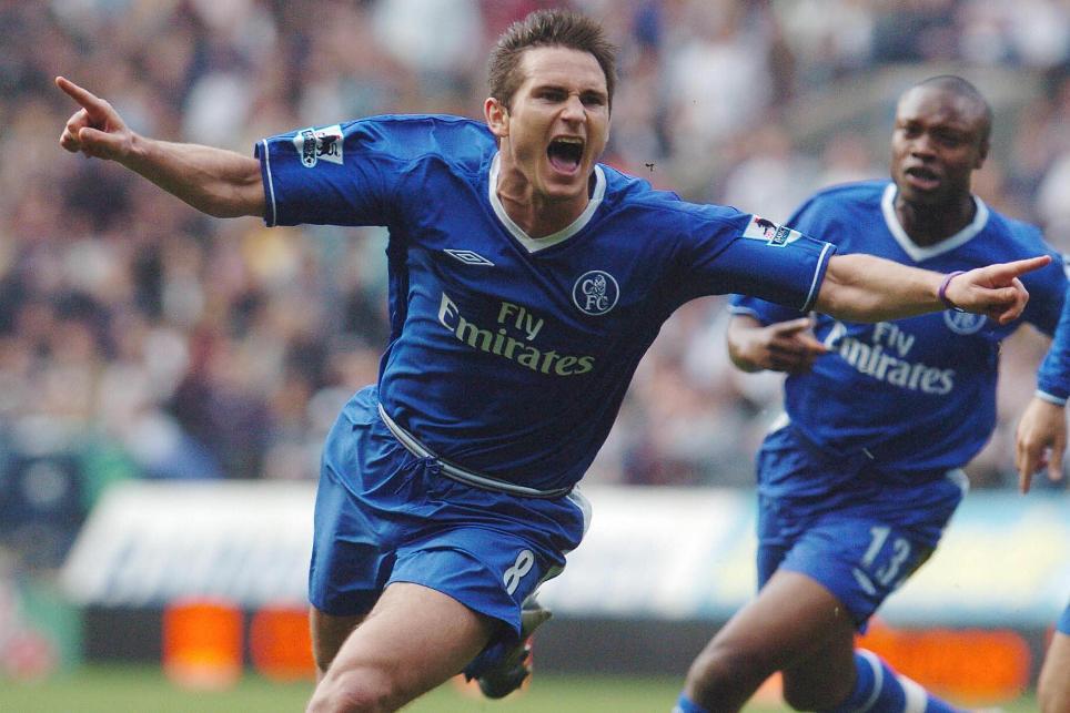 Frank Lampard's favourite goal