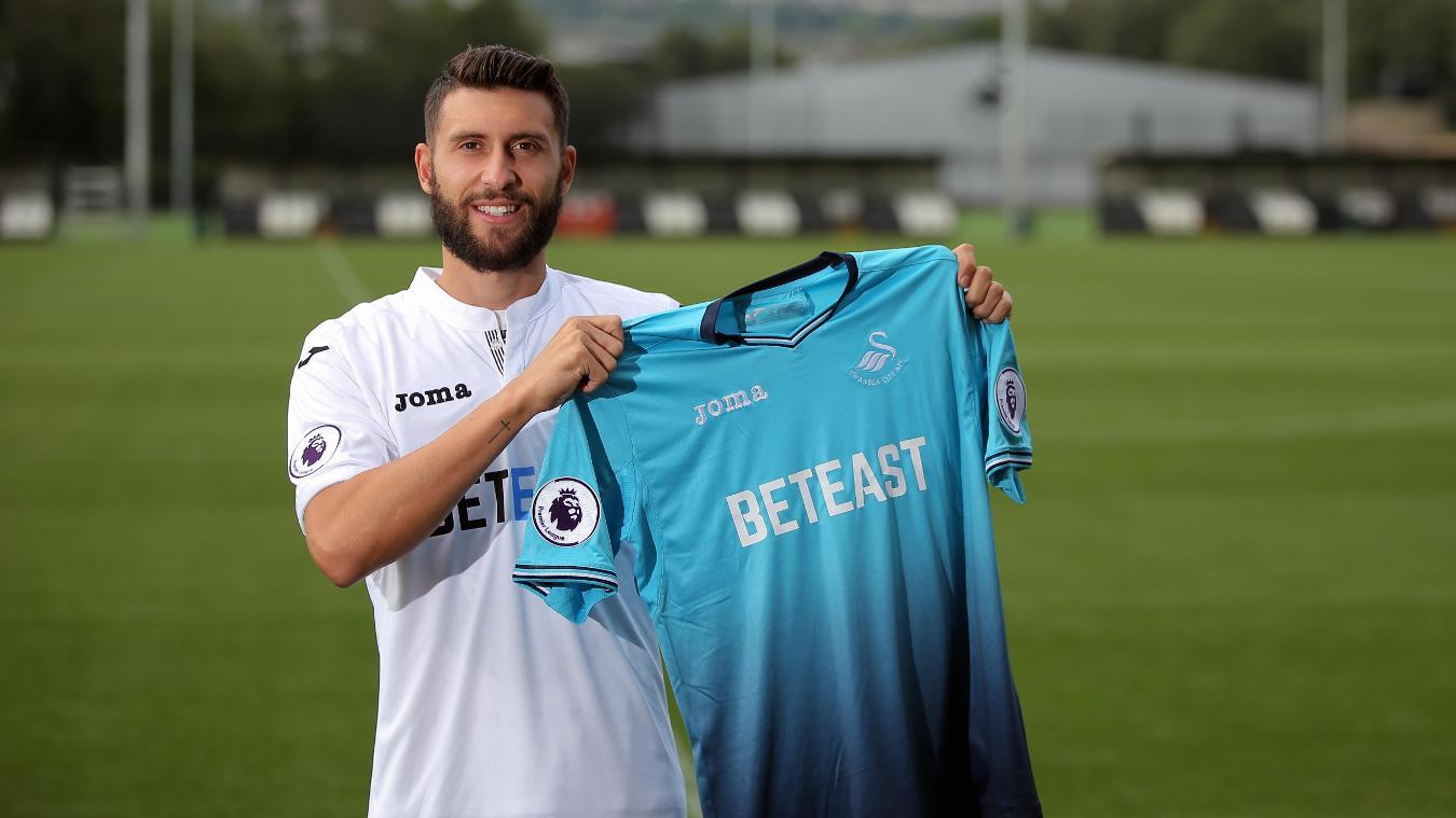 Borja Gonzalez (Swansea City)