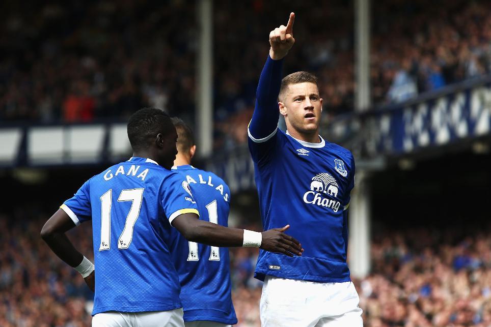 Everton v Tottenham Hotspur