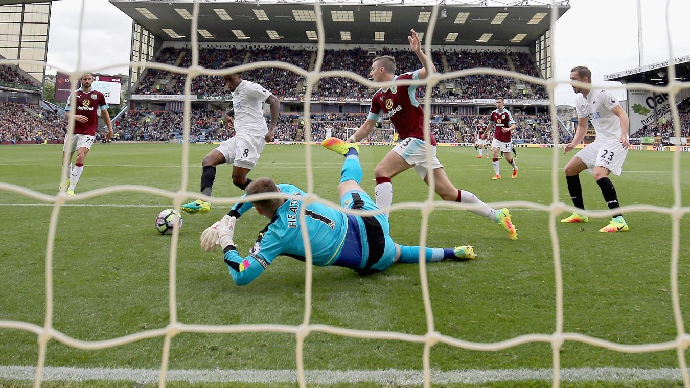 Burnley v Swansea City