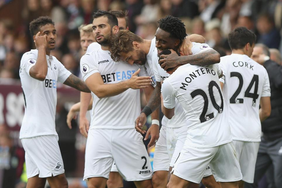Burnley v Swansea City