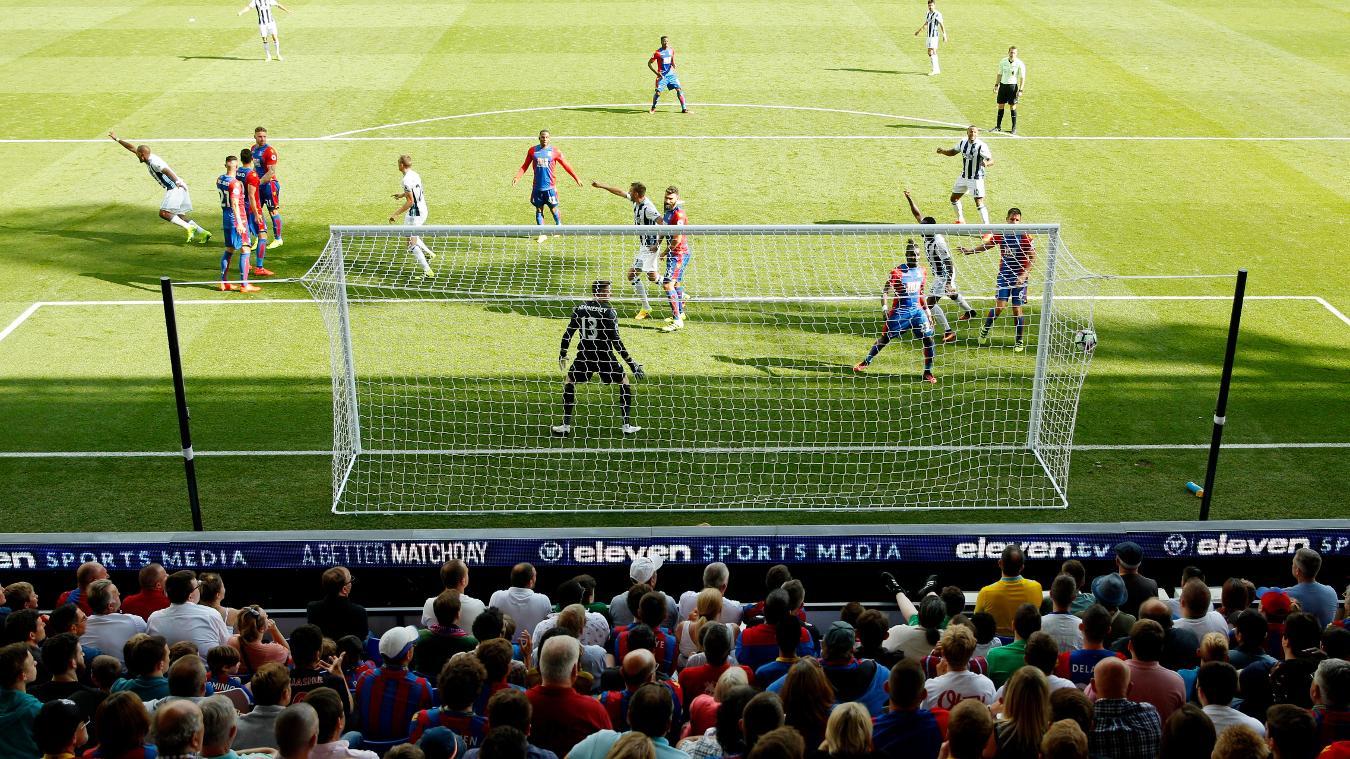 Crystal Palace v West Bromwich Albion