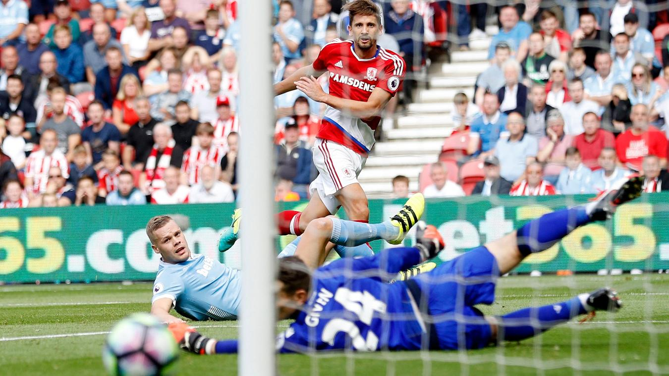 Middlesbrough 1-1 Stoke City