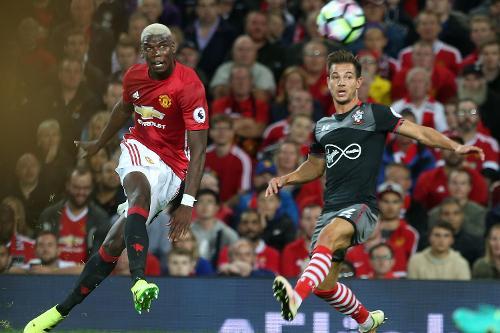 Man Utd V Southampton 2016 17 Premier League
