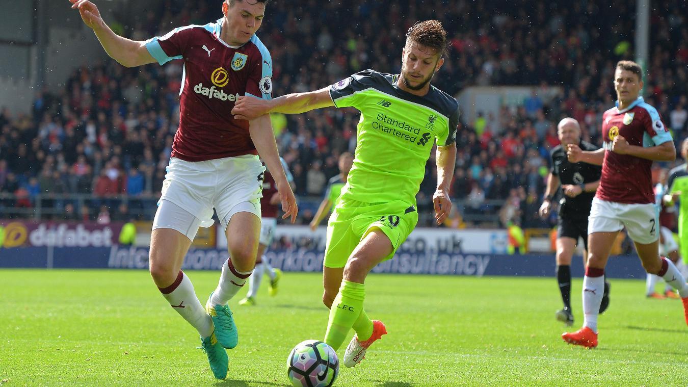 Burnley v Liverpool - Premier League