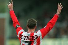 Iconic Moment: Le Tissier's brilliant brace v Newcastle