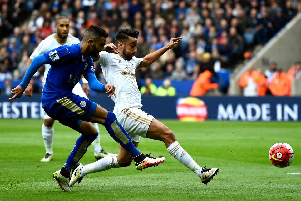 Leicester City v Swansea City, 27 August
