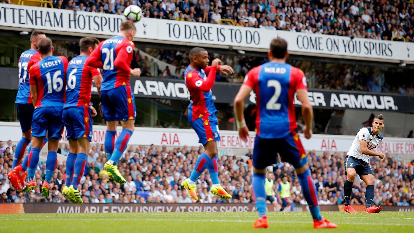 Spurs v Crystal Palace