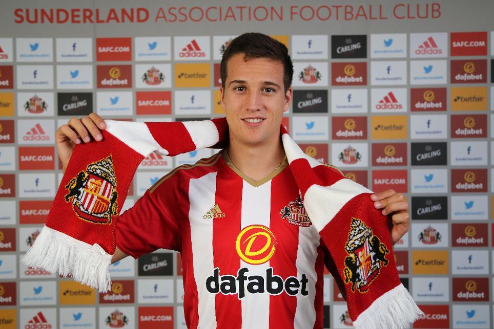 Javier Manquillo (Sunderland)