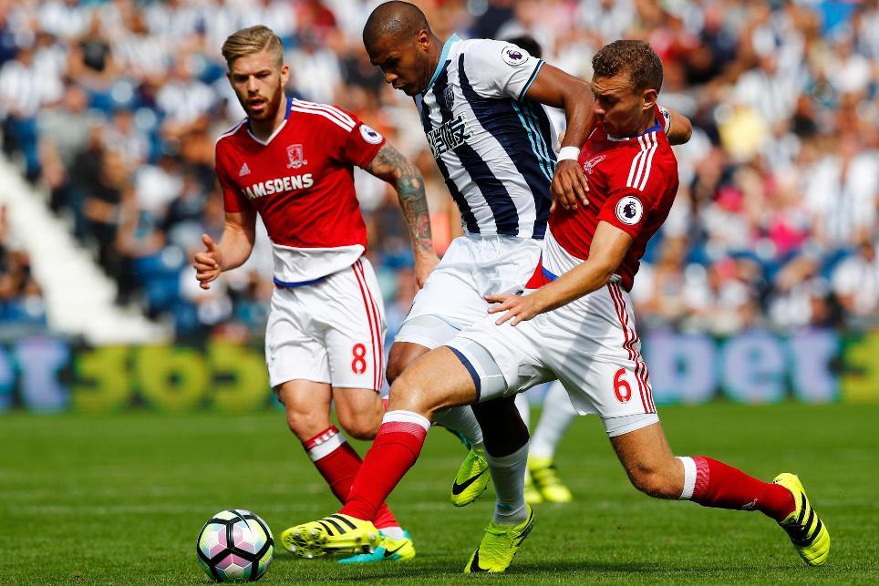 West Bromwich Albion v Middlesbrough - Premier League