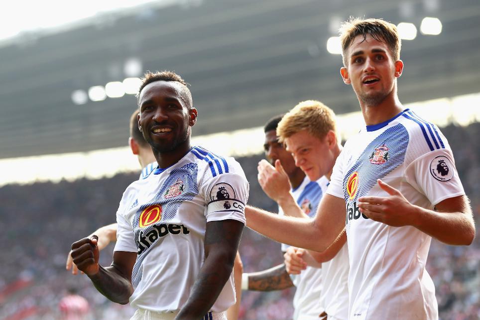 Jermain Defoe, Southampton vs Sunderland