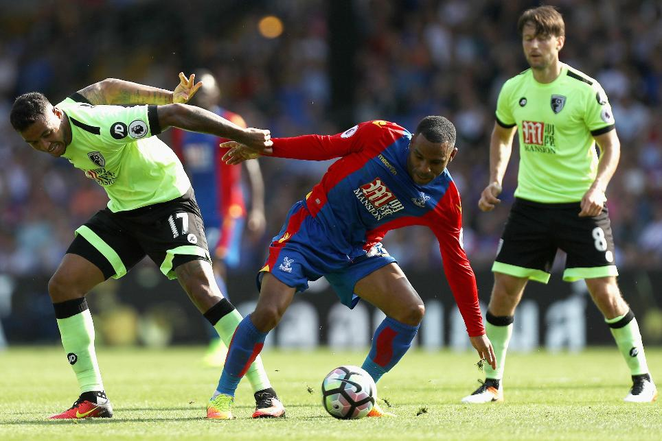 Crystal Palace 1-1 AFC Bournemouth