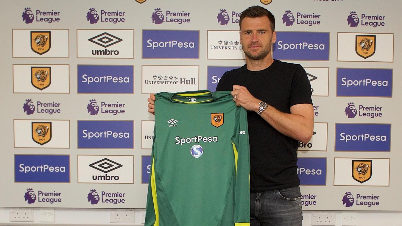 David Marshall (Hull City)