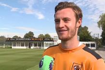Will Keane set to meet twin on debut