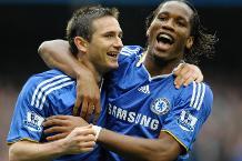 Oscar: I enjoyed watching Drogba and Lampard