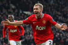 Clayton: Scholes is the best in my position