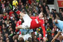100 club: Rooney leaves City in a spin