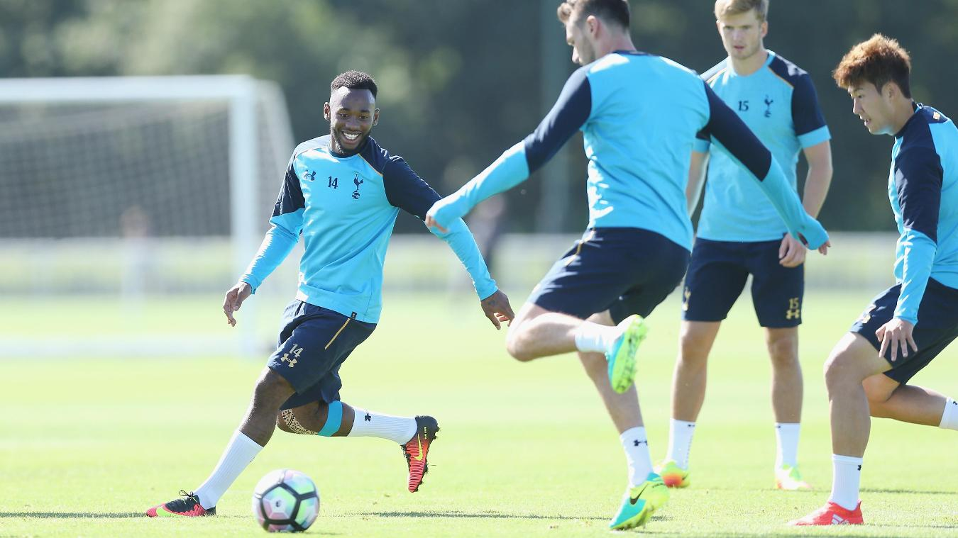 Georges-Kevin Nkoudou, Spurs