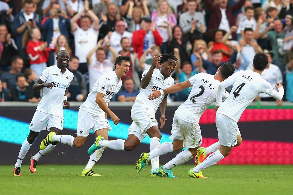 Swansea City 2-2 Chelsea