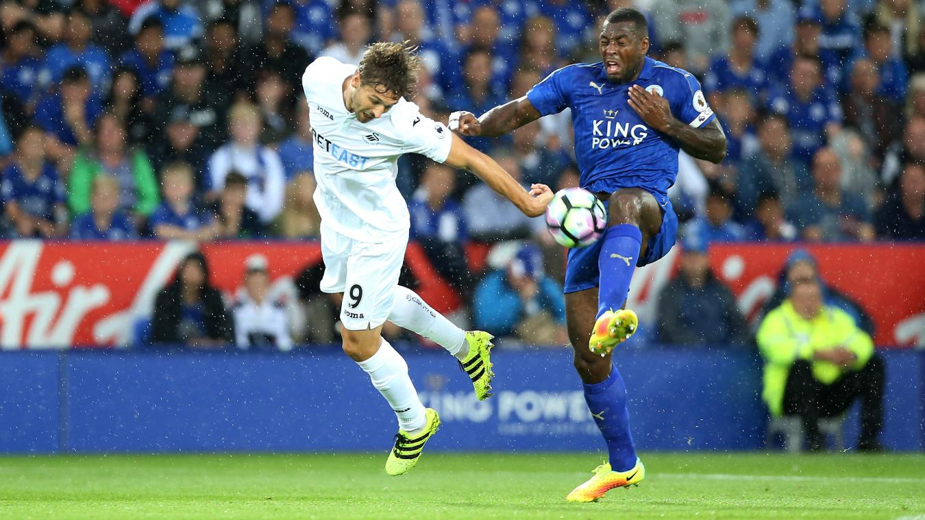 Leicester City v Swansea City