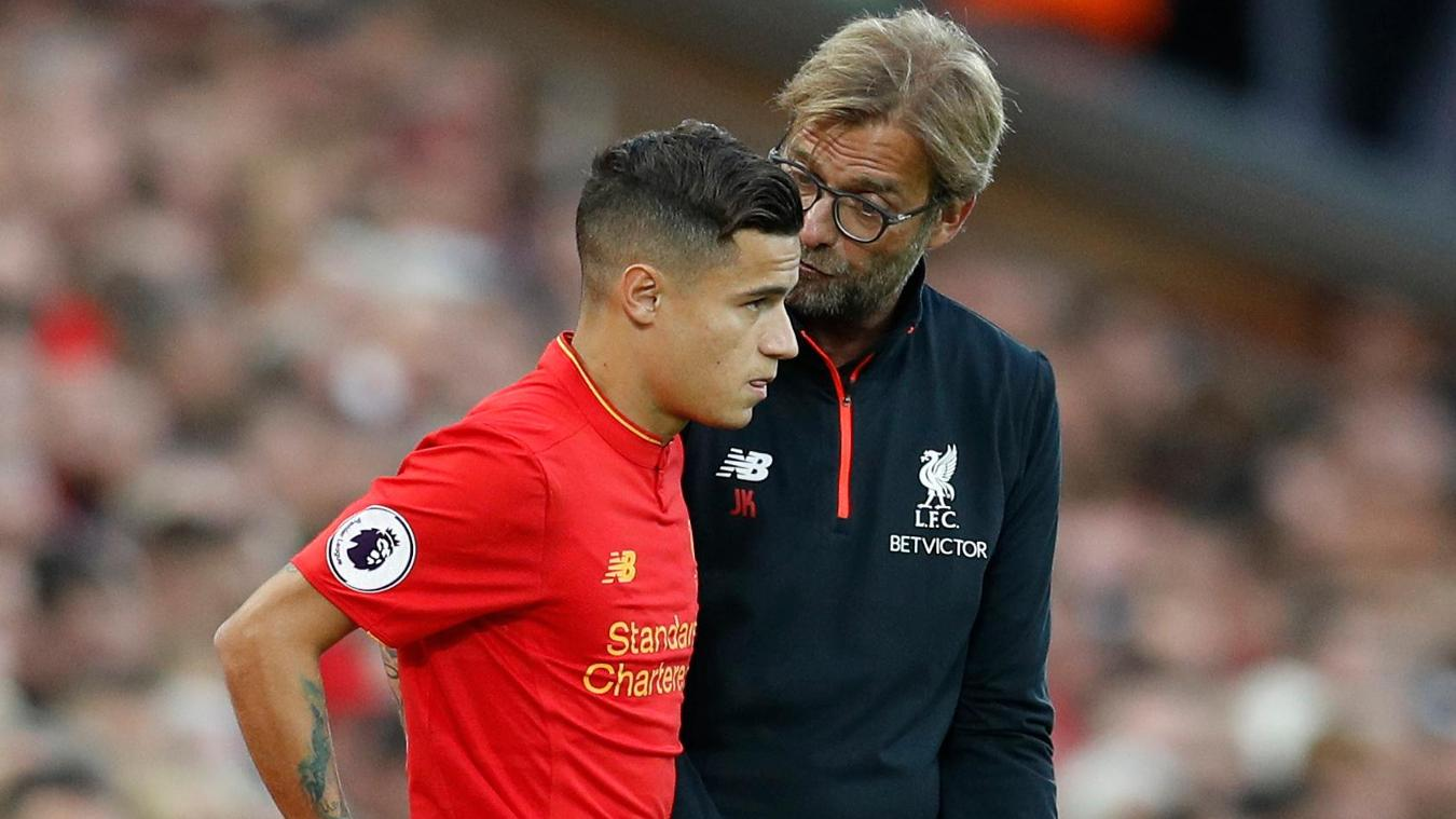 Scout: Coutinho 120916