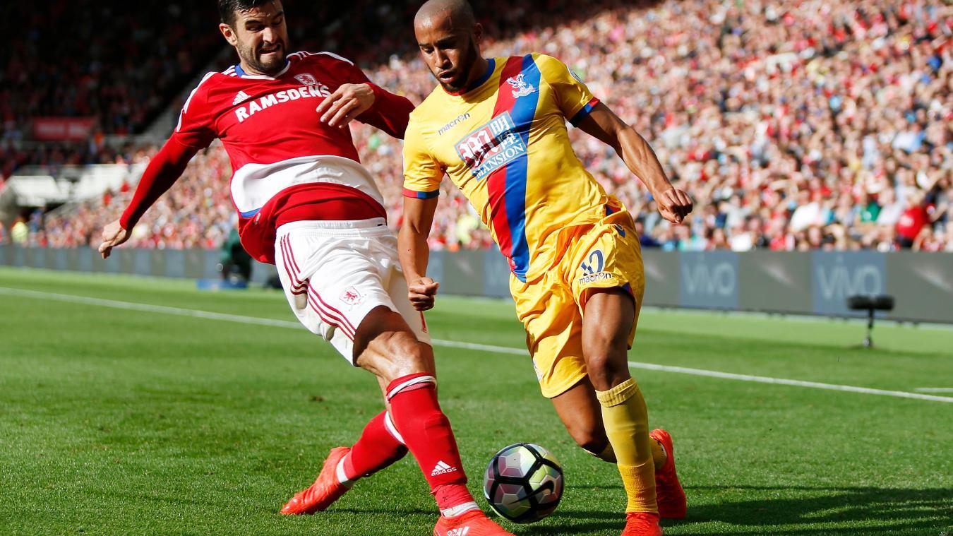 Middlesbrough v Crystal Palace