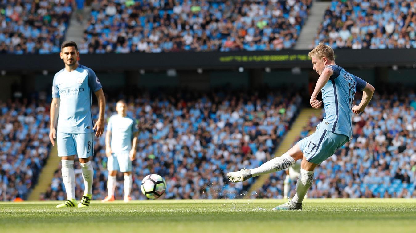 Man City v AFC Bournemouth