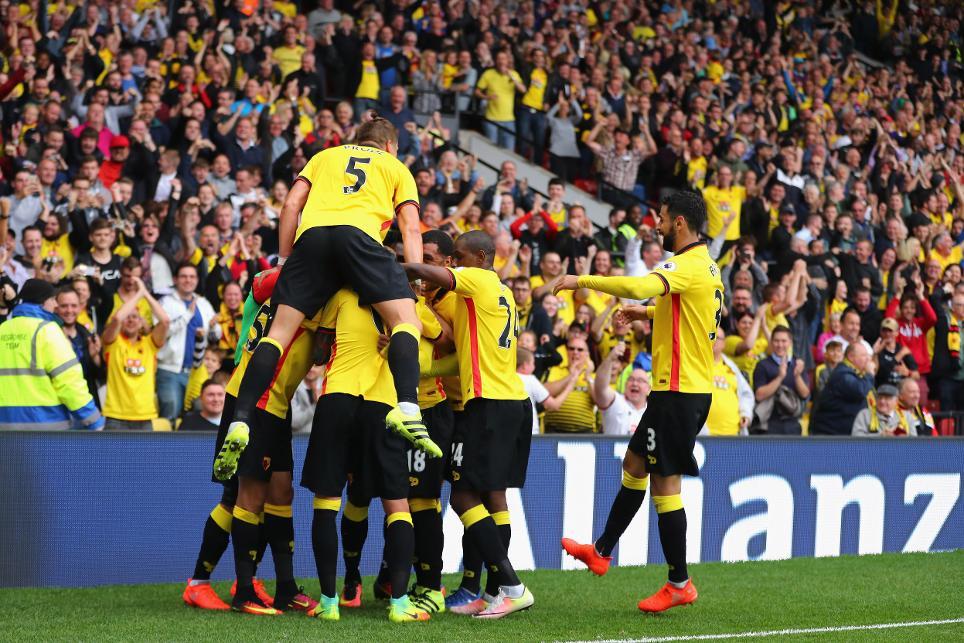 Watford 3-1 Manchester United