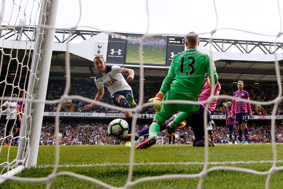 Tottenham Hotspur 1-0 Sunderland