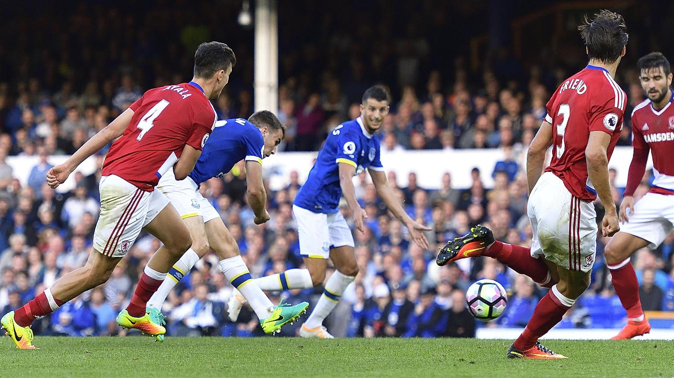 Everton v Middlesborough - Premier League
