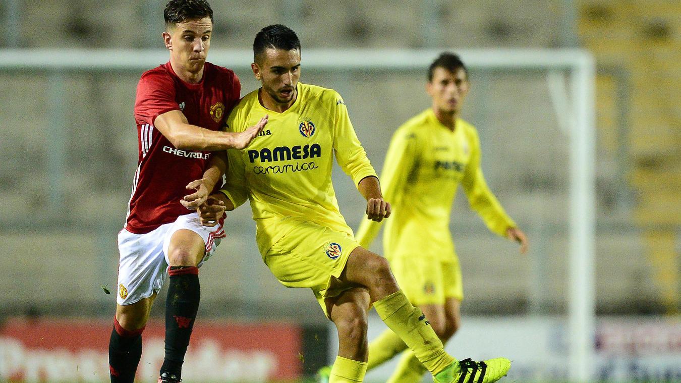 Man Utd v Villarreal, International Cup
