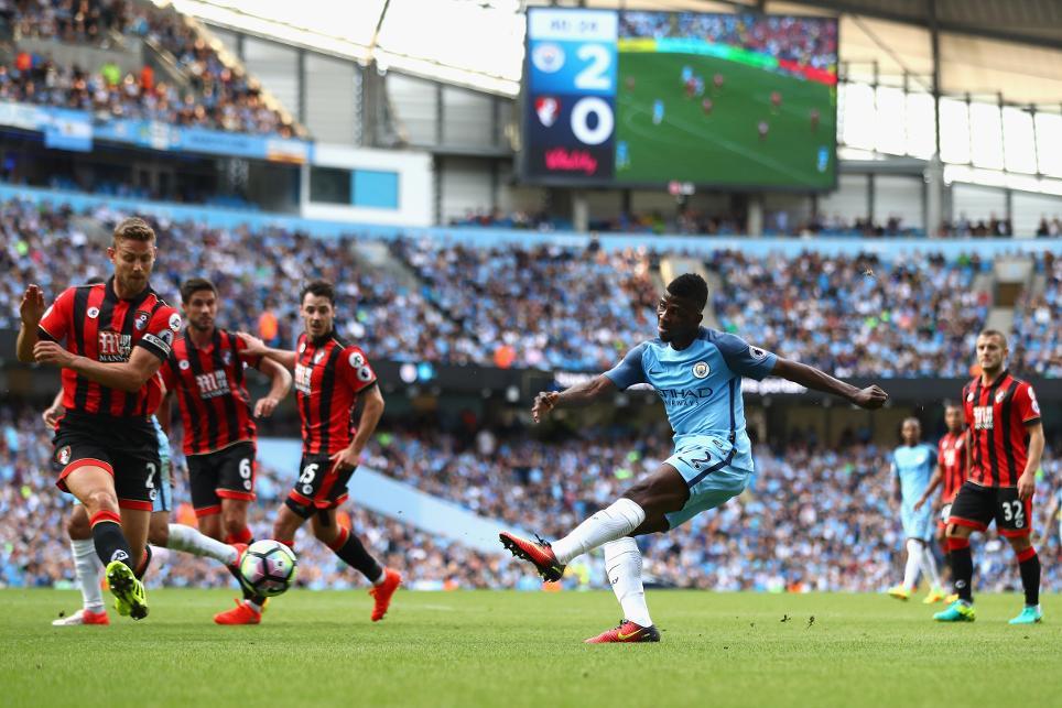 Kelechi Iheanacho, Manchester City