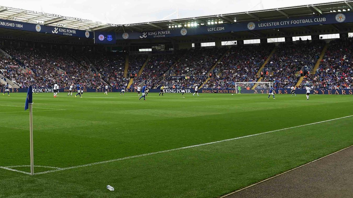 Leicester V Liverpool 2019 20 Premier League