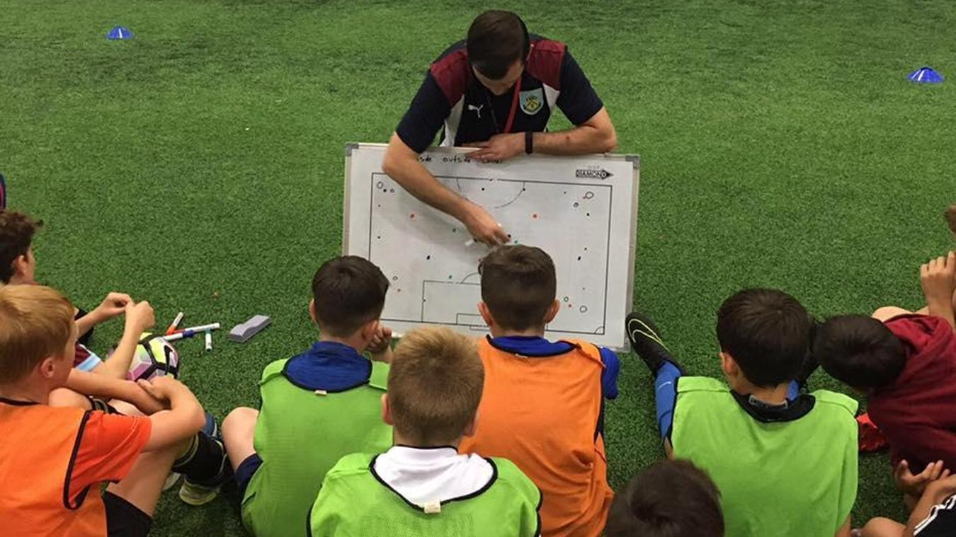 Nathan Norris, Burnley FC in the Community, Premier League Works, 230916