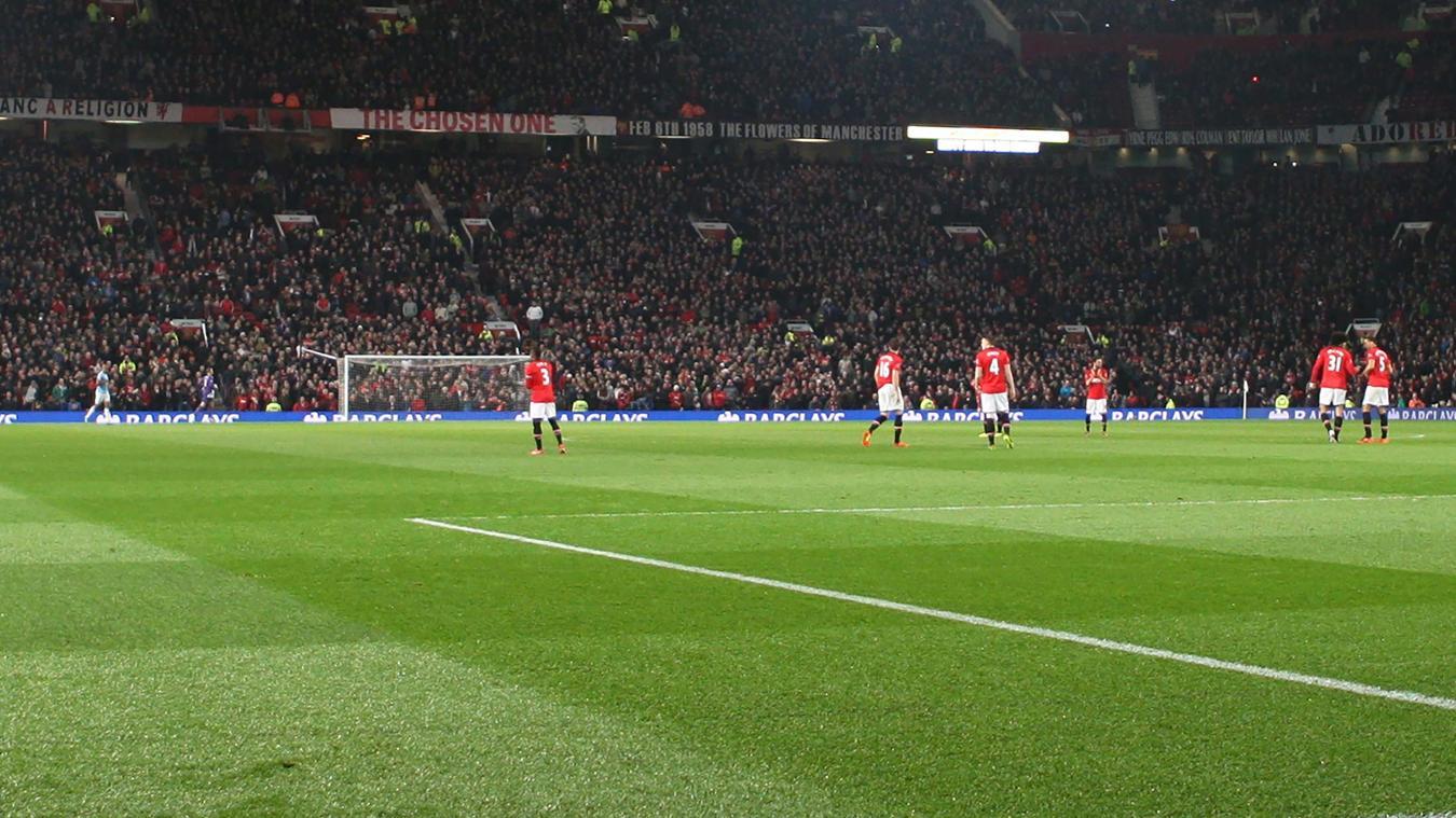 Man Utd V Liverpool 2018 19
