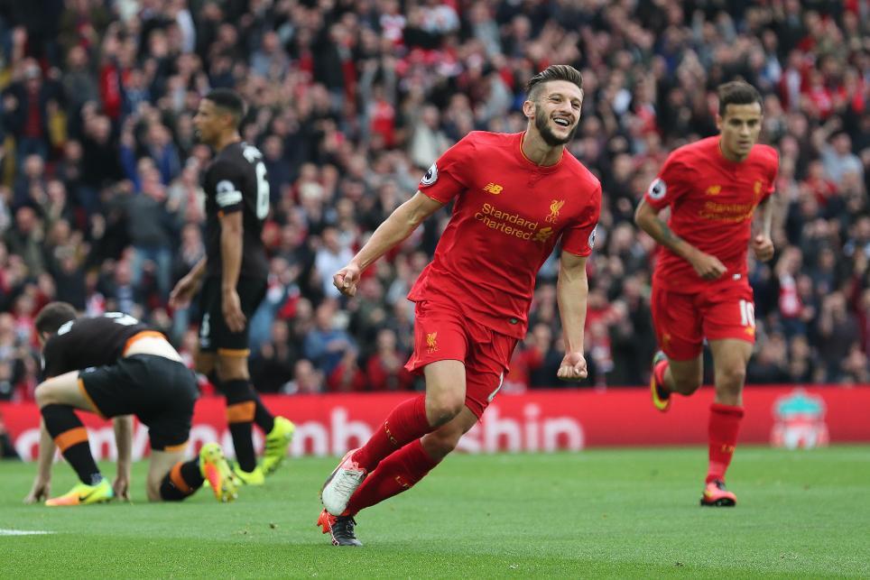 Liverpool v Hull City