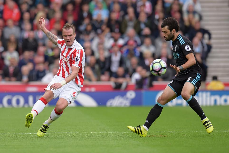 Glenn Whelan, Stoke City