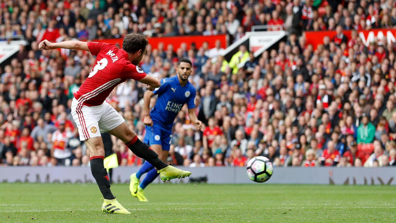 Manchester United v Leicester City