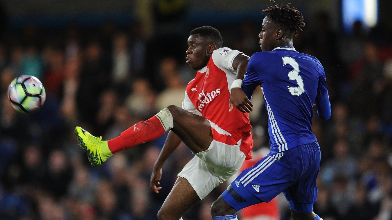 Chelsea 1-2 Arsenal, PL2