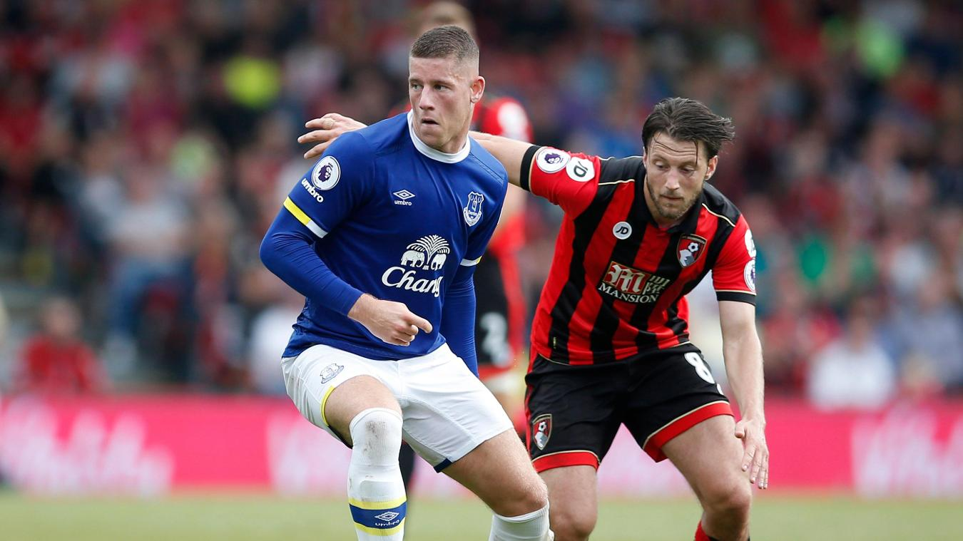 AFC Bournemouth v Everton