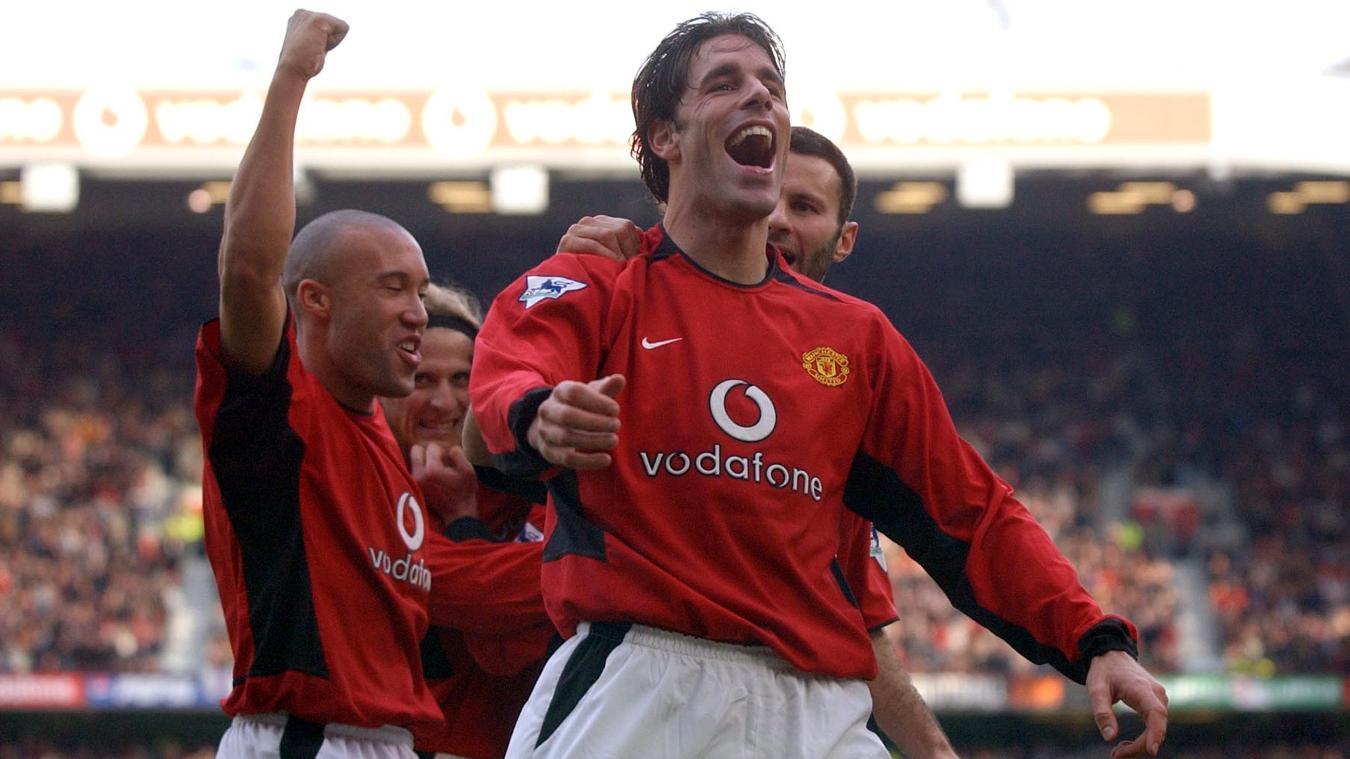 #4: Ruud van Nistelrooy