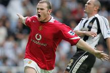 Goal of the day: Rooney's rocket