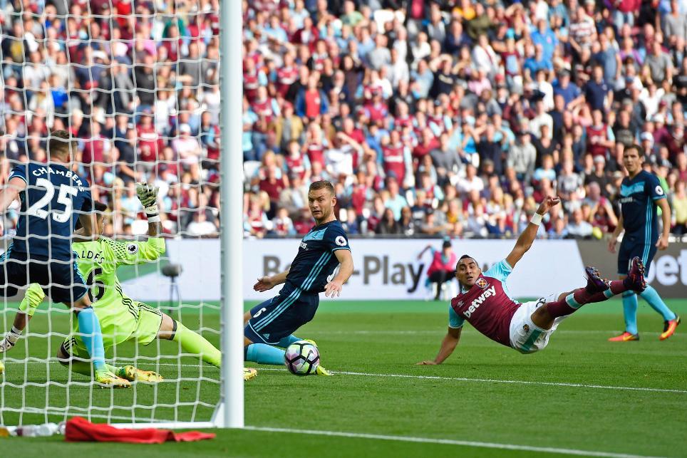 West Ham United v Middlesbrough