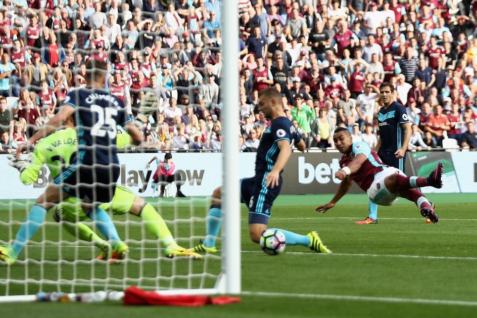 West Ham 1-1 Middlesbrough
