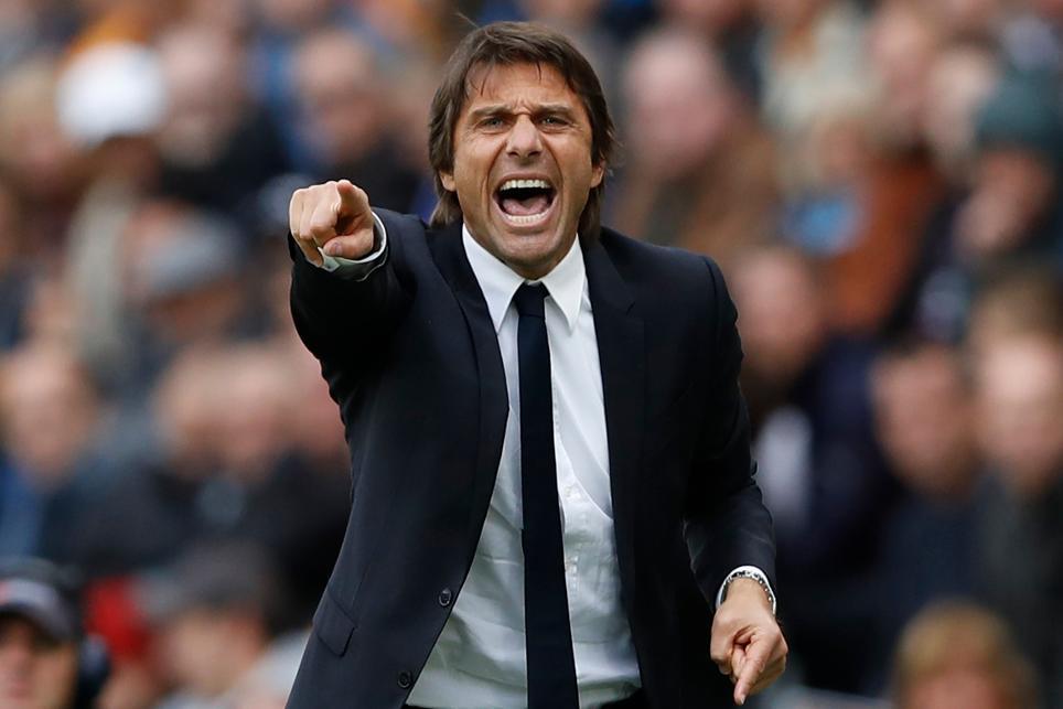 Hull City v Chelsea, Chelsea manager Antonio Conte