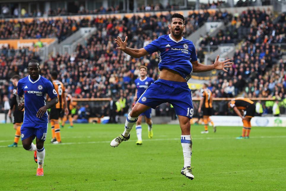 Hull City 0-2 Chelsea