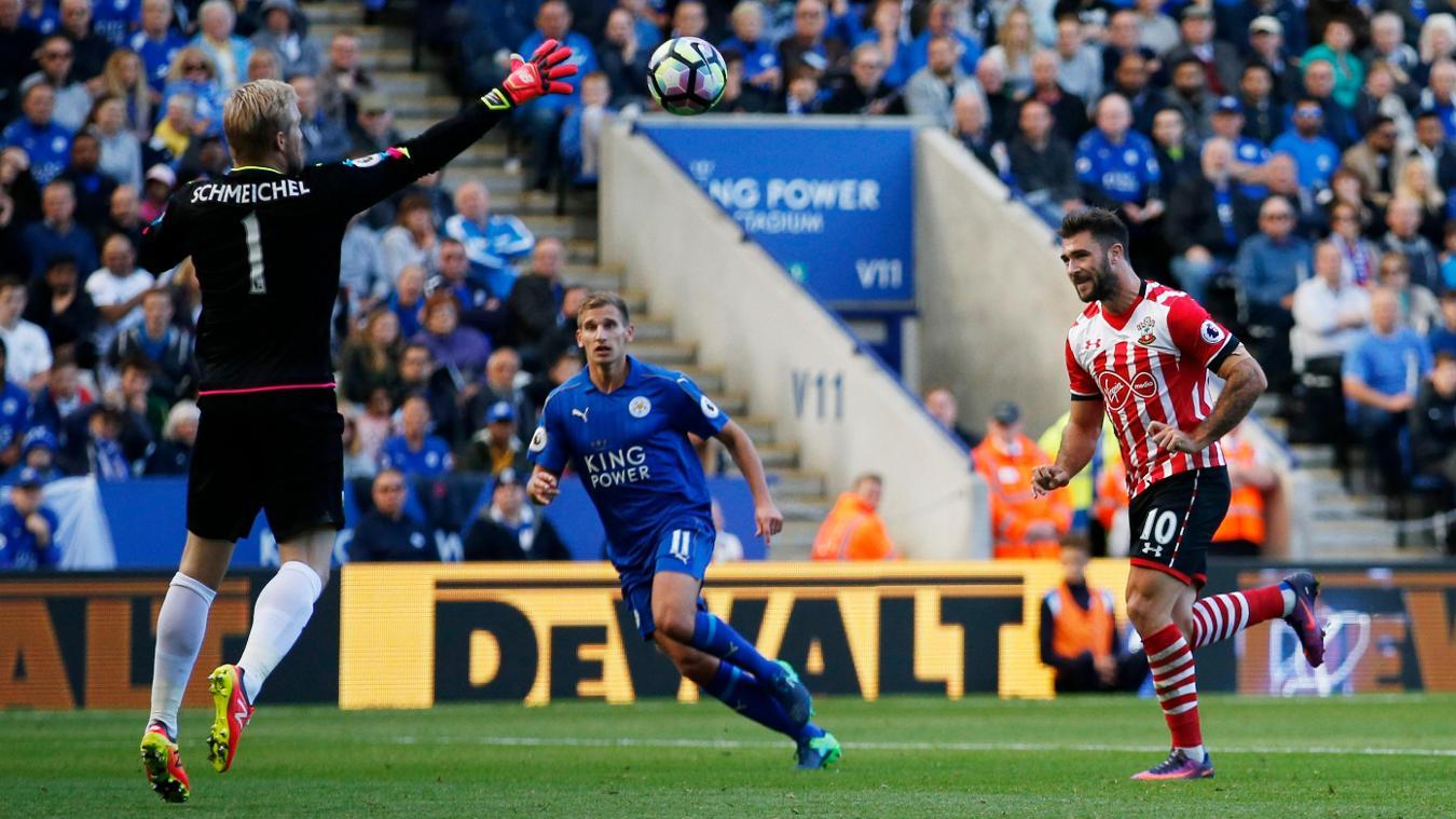 Leicester City v Southampton - Premier League, Charlie Austin