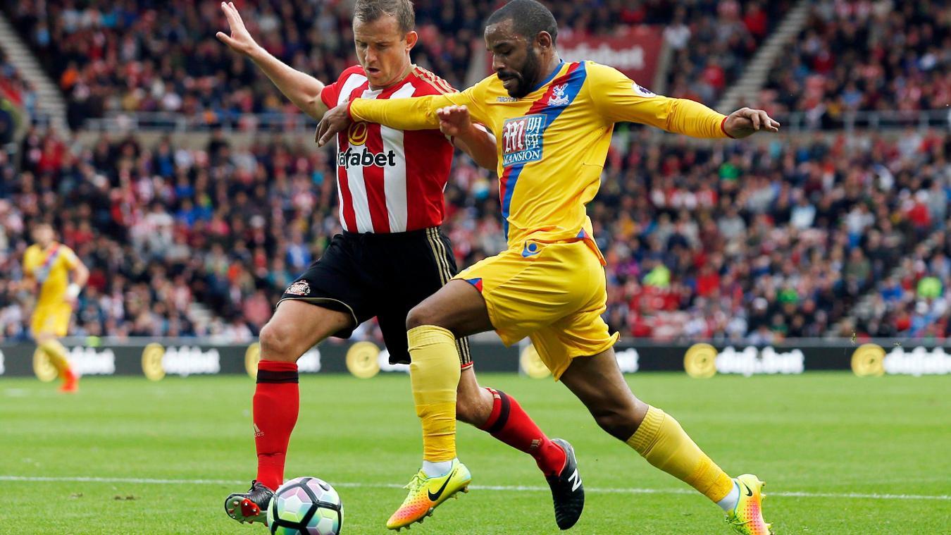 Sunderland v Crystal Palace - Premier League, Jason Puncheon