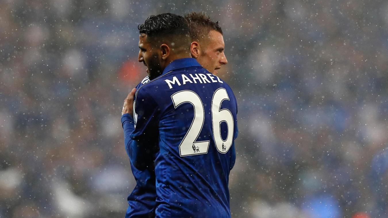 Talking Tactics, Vardy Mahrez